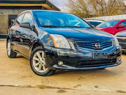 2010 Nissan Sentra for sale at MAGNA CUM LAUDE AUTO COMPANY in Lubbock TX