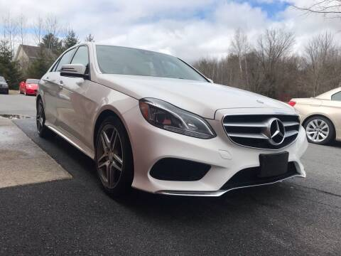 2016 Mercedes-Benz E-Class for sale at R & R Motors in Queensbury NY