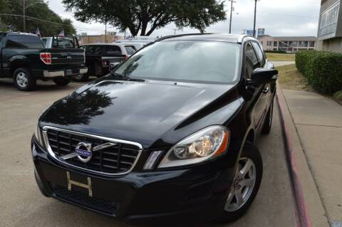 2012 Volvo XC60 for sale at E-Auto Groups in Dallas TX