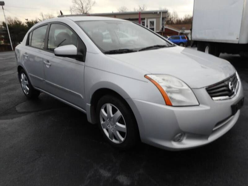 2011 Nissan Sentra for sale at Integrity Auto Group in Langhorne PA