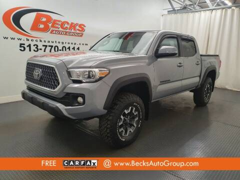 2019 Toyota Tacoma for sale at Becks Auto Group in Mason OH