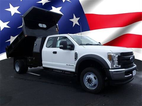 2019 Ford F-550 Super Duty for sale at Gentilini Motors in Woodbine NJ