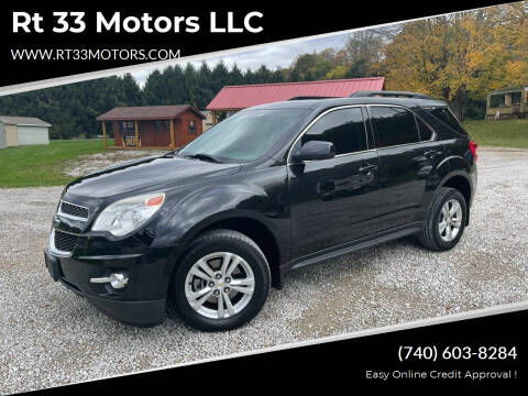 2015 Chevrolet Equinox for sale at Rt 33 Motors LLC in Rockbridge OH