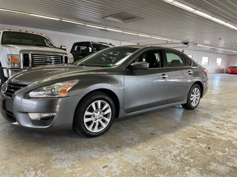 2015 Nissan Altima for sale at Stakes Auto Sales in Fayetteville PA