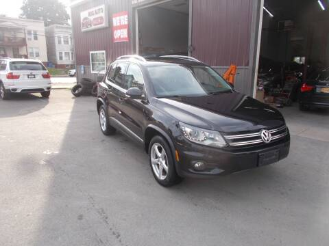 2013 Volkswagen Tiguan for sale at Mig Auto Sales Inc in Albany NY