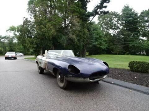 1963 Jaguar E-Type for sale at Classic Car Deals in Cadillac MI