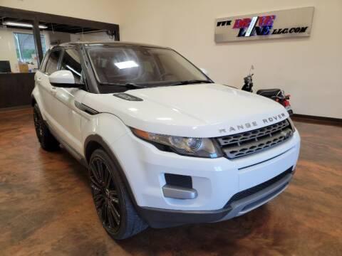 2015 Land Rover Range Rover Evoque for sale at Driveline LLC in Jacksonville FL