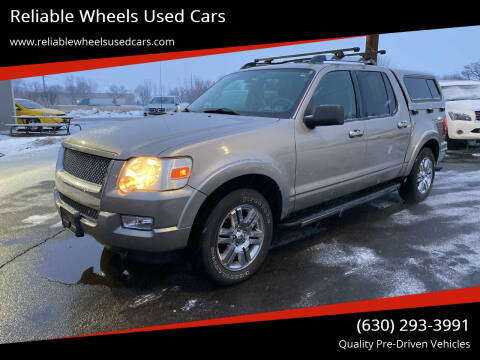 2008 Ford Explorer Sport Trac for sale at Reliable Wheels Used Cars in West Chicago IL