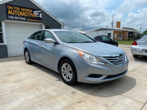 2012 Hyundai Sonata for sale at Dalton George Automotive in Marietta OH