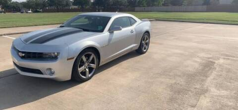 2010 Chevrolet Camaro for sale at Demetry Automotive in Houston TX