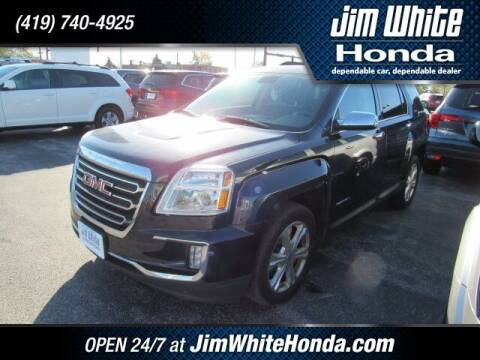 2017 GMC Terrain for sale at The Credit Miracle Network Team at Jim White Honda in Maumee OH