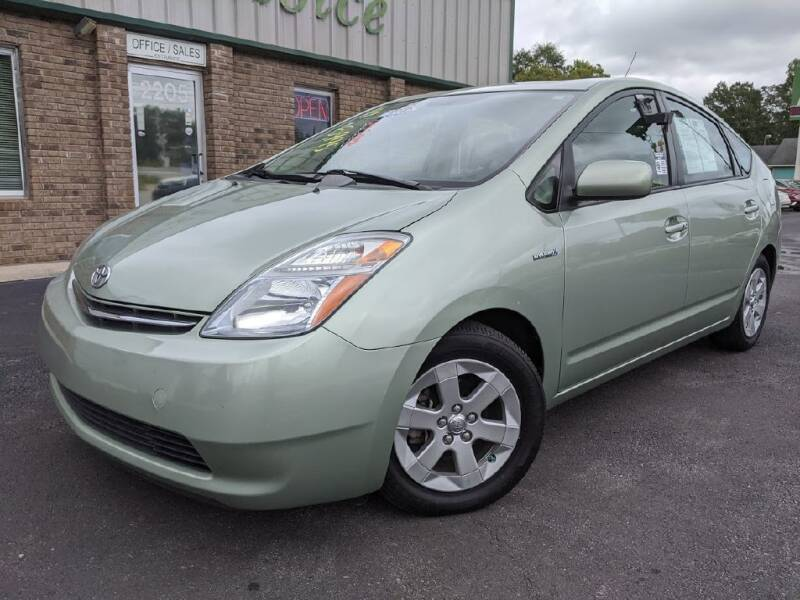 2009 Toyota Prius for sale at First Choice Auto in Greenville SC