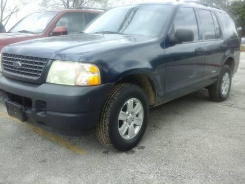2003 Ford Explorer for sale at John 3:16 Motors in San Antonio TX