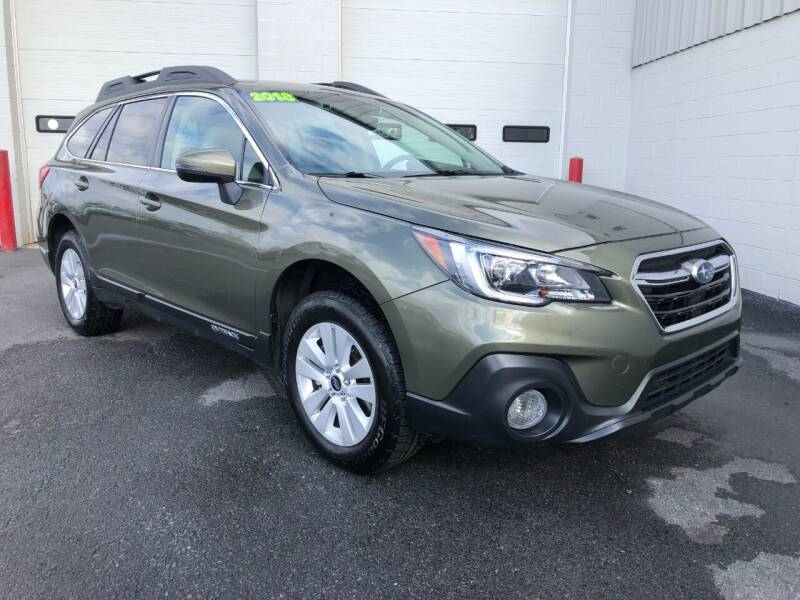 2018 Subaru Outback for sale at Zimmerman's Automotive in Mechanicsburg PA