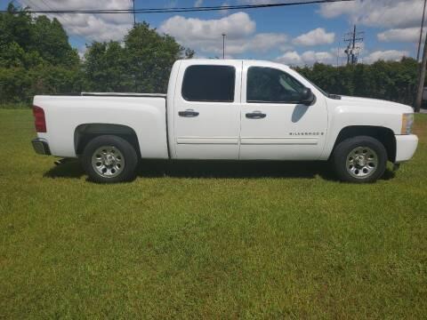 2009 Chevrolet Silverado 1500 for sale at CAPITOL AUTO SALES LLC in Baton Rouge LA