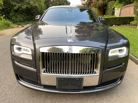 2015 Rolls-Royce Ghost for sale at Car Lanes LA in Valley Village CA