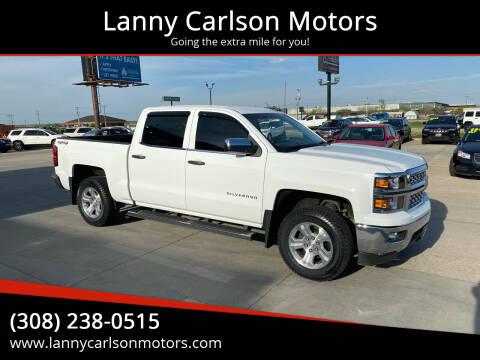 2014 Chevrolet Silverado 1500 for sale at Lanny Carlson Motors in Kearney NE