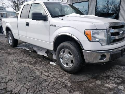 2014 Ford F-150 for sale at The Car Cove, LLC in Muncie IN