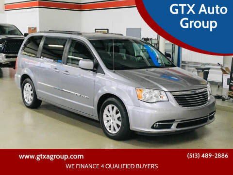 2013 Chrysler Town and Country for sale at GTX Auto Group in West Chester OH