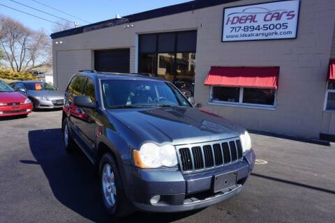 2008 Jeep Grand Cherokee for sale at I-Deal Cars LLC in York PA