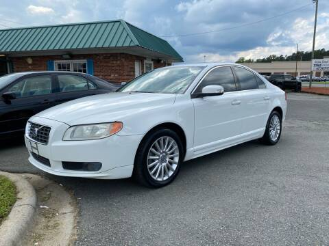 2008 Volvo S80 for sale at Main Street Auto LLC in King NC