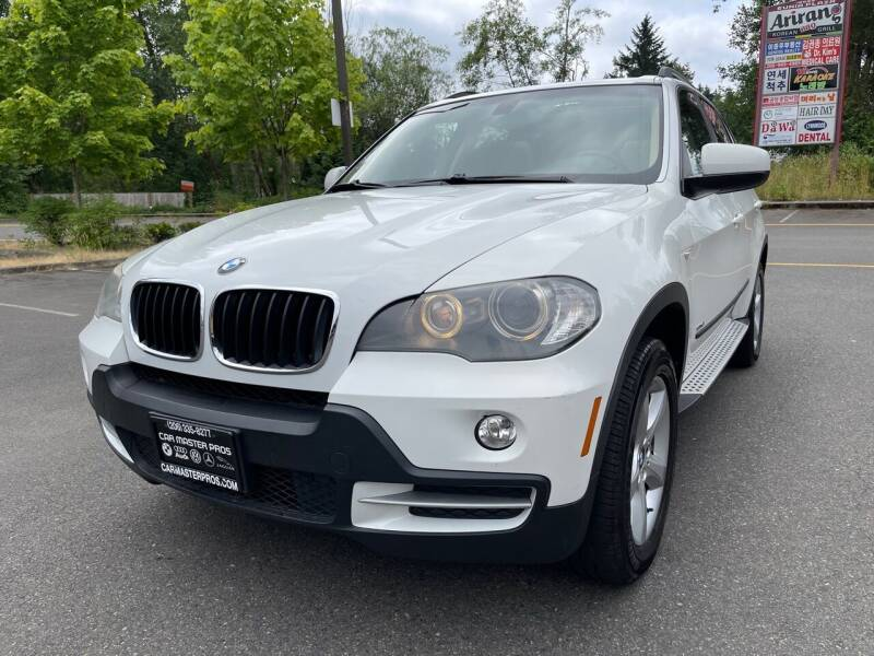 2007 BMW X5 for sale at CAR MASTER PROS AUTO SALES in Lynnwood WA