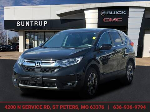 2018 Honda CR-V for sale at SUNTRUP BUICK GMC in Saint Peters MO