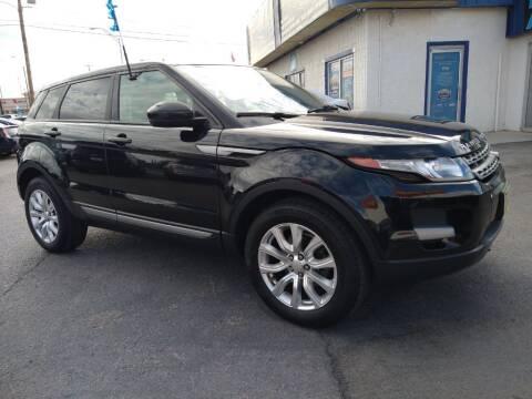 2015 Land Rover Range Rover Evoque for sale at VIVASTREET AUTO SALES LLC - VivaStreet Auto Sales in Socorro TX