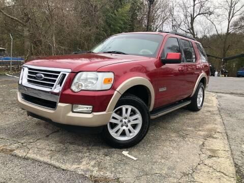2008 Ford Explorer for sale at Atlas Auto Sales in Smyrna GA