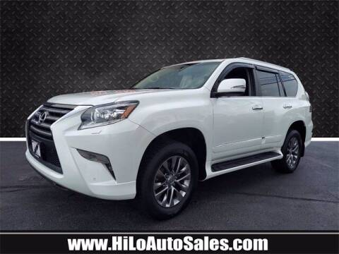 2015 Lexus GX 460 for sale at Hi-Lo Auto Sales in Frederick MD