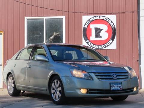2006 Toyota Avalon for sale at Big Man Motors in Farmington MN