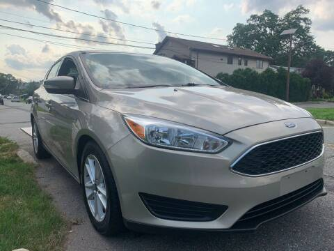 2015 Ford Focus for sale at TGM Motors in Paterson NJ