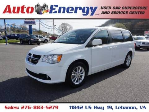 2019 Dodge Grand Caravan for sale at Auto Energy in Lebanon VA