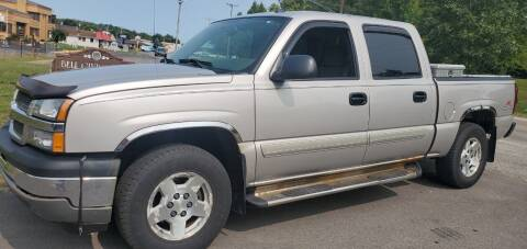 2005 Chevrolet Silverado 1500 for sale at Superior Auto Sales in Miamisburg OH