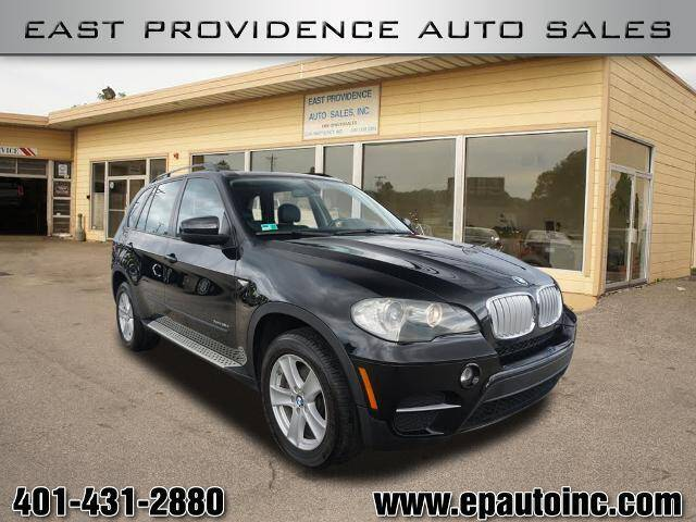2011 BMW X5 for sale at East Providence Auto Sales in East Providence RI