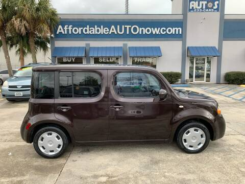 2013 Nissan cube for sale at Affordable Autos in Houma LA