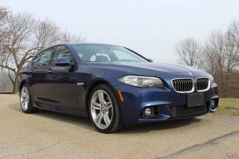 2016 BMW 5 Series for sale at Harrison Auto Sales in Irwin PA