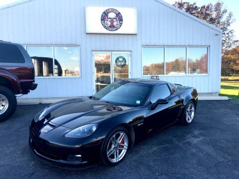 2007 Chevrolet Corvette for sale at Torque Motorsports in Rolla MO
