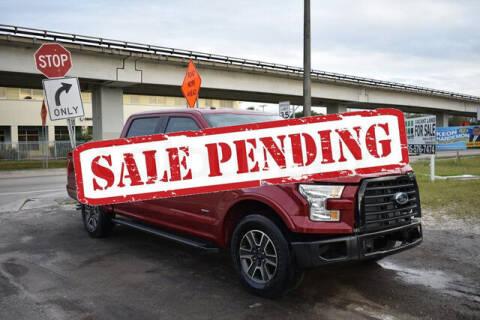 2016 Ford F-150 for sale at ELITE MOTOR CARS OF MIAMI in Miami FL