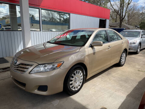 2011 Toyota Camry for sale at Baton Rouge Auto Sales in Baton Rouge LA