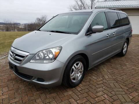 2007 Honda Odyssey for sale at Vess Auto in Danville OH