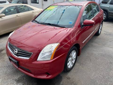 2010 Nissan Sentra for sale at Middle Village Motors in Middle Village NY
