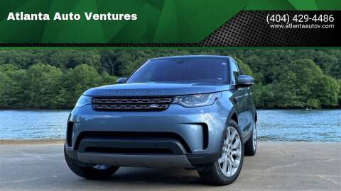 2020 Land Rover Discovery for sale at Atlanta Auto Ventures in Roswell GA