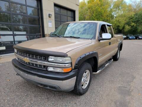 2001 Chevrolet Silverado 1500 for sale at Fleet Automotive LLC in Maplewood MN