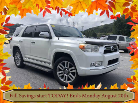 2011 Toyota 4Runner for sale at Southern Star Automotive, Inc. in Duluth GA