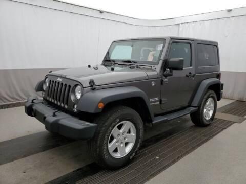 2018 Jeep Wrangler JK for sale at Tim Short Chrysler in Morehead KY