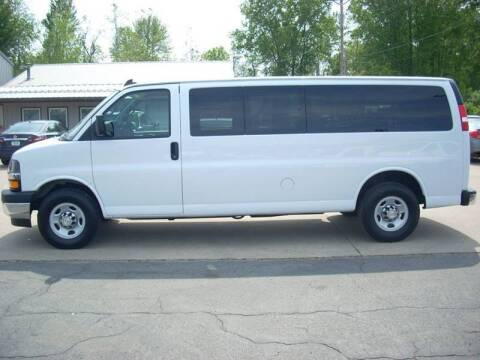 2019 Chevrolet Express Passenger for sale at H&L MOTORS, LLC in Warsaw IN
