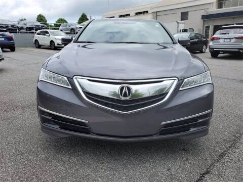 2017 Acura TLX for sale at Southern Auto Solutions - Acura Carland in Marietta GA