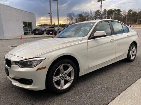 2014 BMW 3 Series for sale at CU Carfinders in Norcross GA