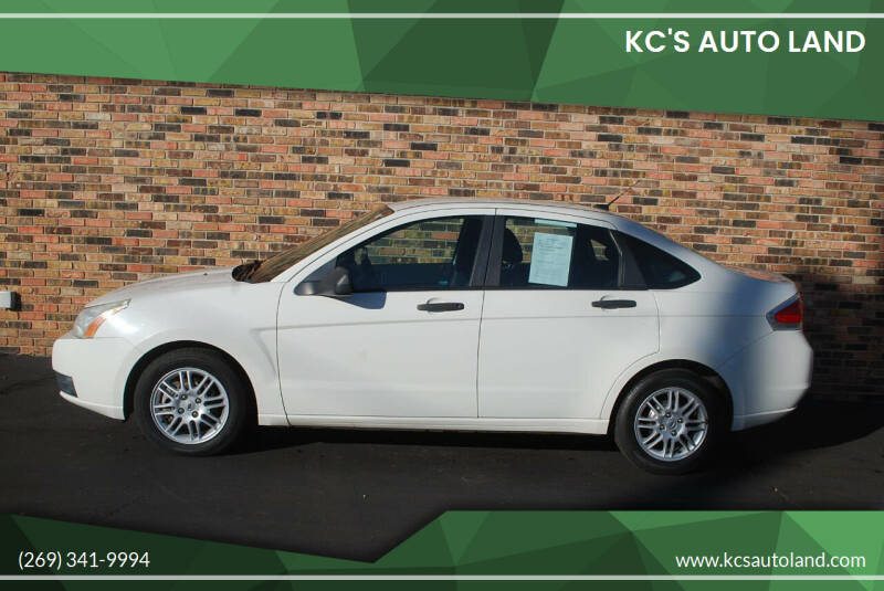 2010 Ford Focus for sale at KC'S Auto Land in Kalamazoo MI